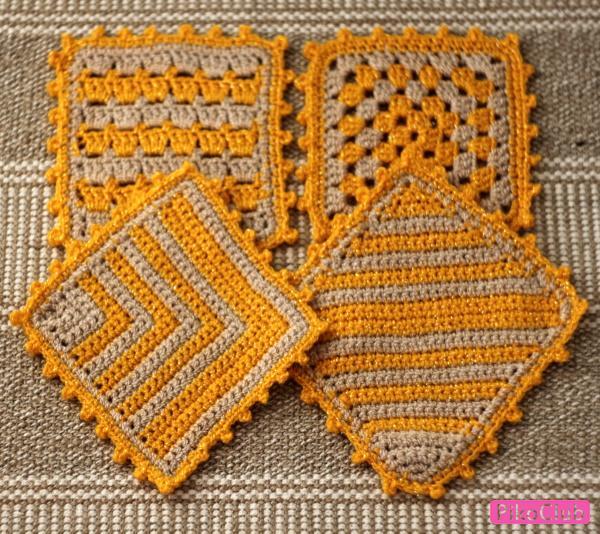 квадрат крючком ст.первое фото2