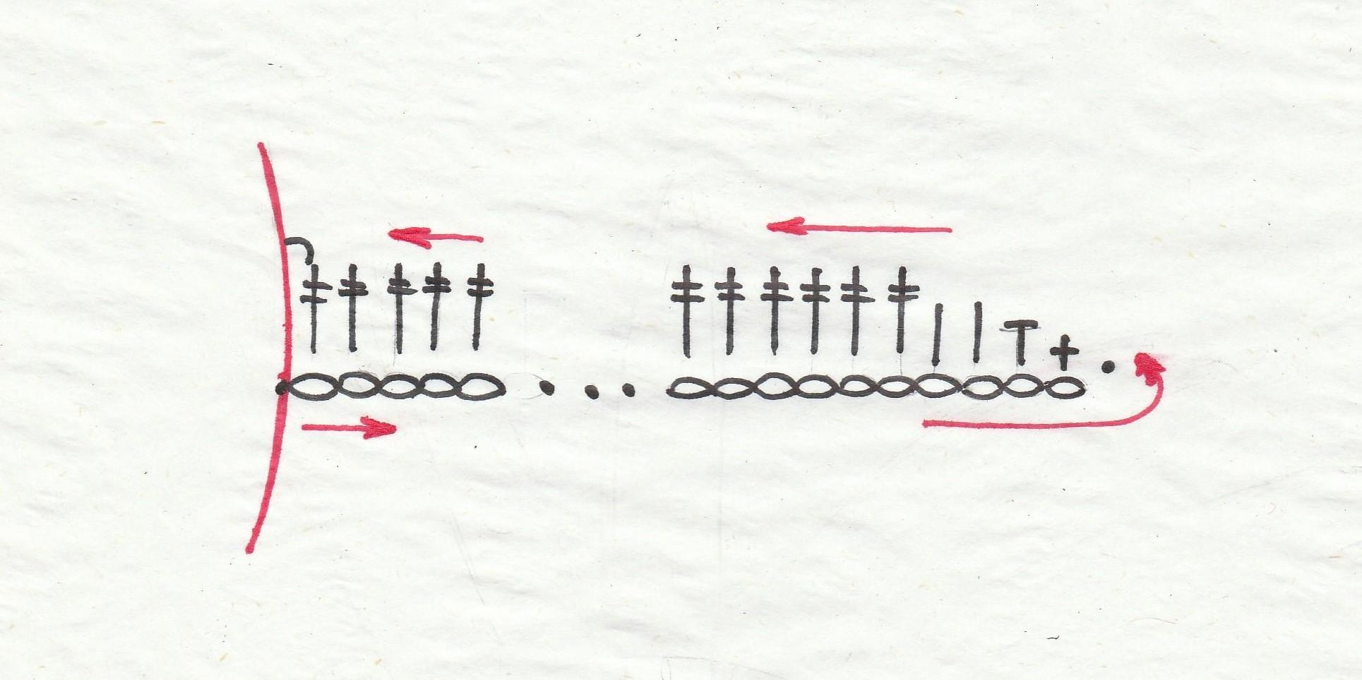 Вязание осьминога крючком схемы 27