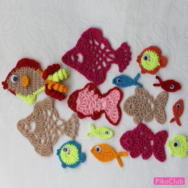 рыбки кр.ст.посл. и пинт. фото1