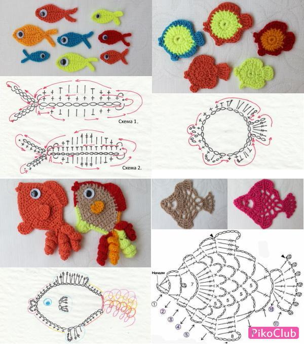 рыбки кр.ст.посл. и пинт. фото2