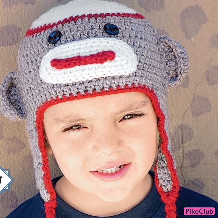 обезъянка-шапка7ст.