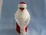 Дед Мороз крючком на бутылке