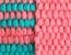 Пышный столбик крючком — три способа вязания