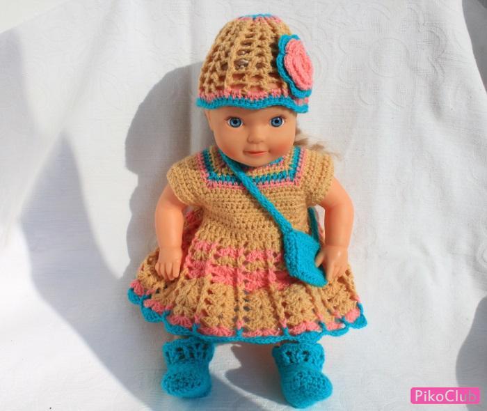 Ажур.платье первое фото